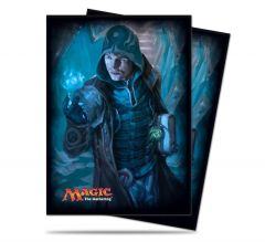Shadows over Innistrad - Jace, Unraveler of Secrets Standard Deck Protectors for Magic 80ct