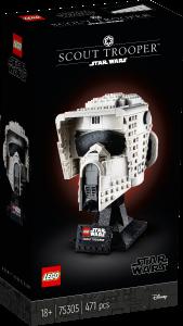 75305 Scout Trooper Helmet | LEGO Star wars
