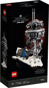 75306 Imperial Probe Droid | LEGO Star wars