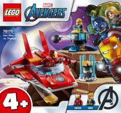 76170 Iron Man vs. Thanos | LEGO Marvel Avengers