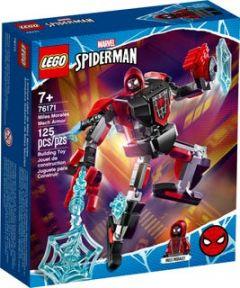 76171 Miles Morales Mech Armor | LEGO Marvel Spider-Man