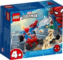 76172 Spider-Man and Sandman Showdown | LEGO Marvel Spider-Man