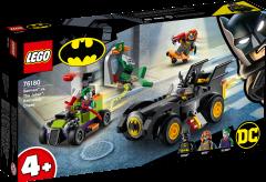 76180 Batman vs. The Joker: Batmobile Chase | LEGO DC Batman