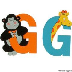 The Toy Workshop - Jungle Alphabet G [Toy]