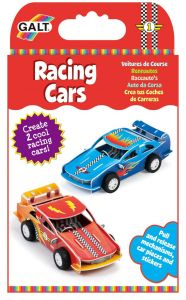 Racing Cars Activity Pack - Galt