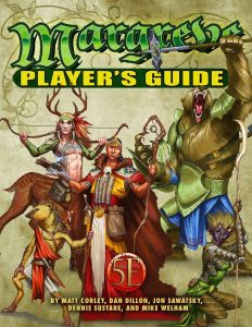 Margreves Player's Guide for 5th Edition