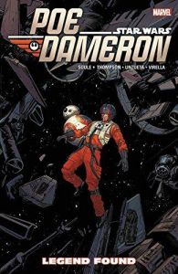 Star Wars: Poe Dameron - Vol 04: Legend Found - TP