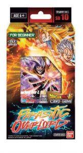 Parasitic Overlord Starter Deck - Dragon Ball Super