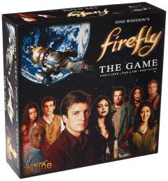 Firefly the Game (US Version Square Box)