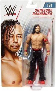 Shinsuke Nakamura - Standard Series 91 - WWE Action Figure