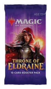 Throne Of Eldraine Booster Pack - Magic The Gathering