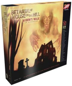 Widow's Walk | Betrayal at House on the Hill Expansion