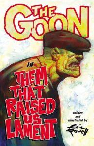 The Goon - Vol 12: Them That Raised Us Lament - TP
