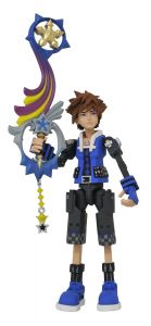 Wisdom Form Sora - Kingdom Hearts 3 - Diamond Select - Action Figure