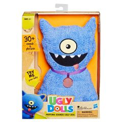 Ugly Dolls Feature Sounds Ugly Dog Plush Toy