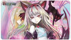 Alice of Light and Shadow Double-Sided Playmat for Force of Will TCG