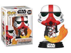 Incinerator Stormtrooper - Star Wars POP!