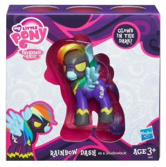 Rainbow Dash As Shadowbolt- My Little Pony
