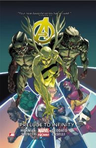 Avengers - Vol 03: Prelude to Infinity - TP