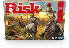 Risk:  The Game of Strategic Conquest | Includes 2-headed Dragon