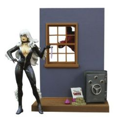 Black Cat - Marvel Select -  Action Figure