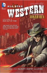 All Star Western   Man Out of Time   Vol 5 TP