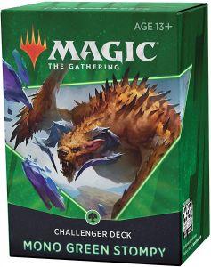 Mono Green Stompy Pioneer Challenger Deck 2021 | Magic: The Gathering MTG
