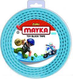 Aqua 2 Stud Mayka Toy Block Tape