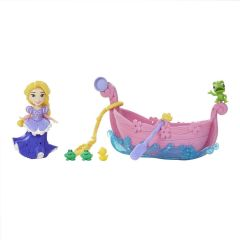 Rapunzel's Floating Dreams Boat - Disney Princess Little Kingdom