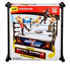 WWE Smackdown - Royal Rumble - Wrestling Ring
