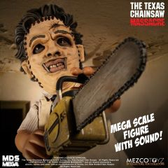 "Talking Leatherface | Texas Chainsaw Massacre | 15"" Doll 