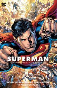 Superman - Vol 02: The Unity Saga - House of El - HC