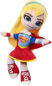 Supergirl DC Super Hero Girls Mini Feature Plush