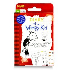 Diary Of A Wimpy Kid Card Game - Fundex Paul Lamond Games