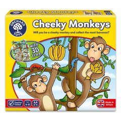 Cheeky Monkey Game - Orchard Toys