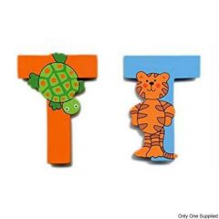 The Toy Workshop - Jungle Alphabet T [Toy]