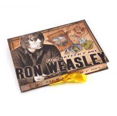 Rons Artifact Box - Harry Potter