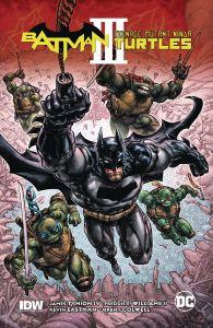 Batman/Teenage Mutant Ninja Turtles - Book 03 - HC