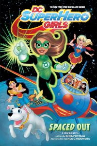 DC Superhero Girls - Spaced Out - TP