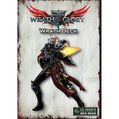 Wrath Deck - Wrath & Glory - Warhammer 40,000 Roleplay
