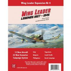 Wing Leader: Expansion 4 Legends 1937 - 1945