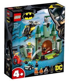 Batman And The Joker Escape - DC Batman - Lego