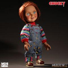 "Talking Good Guys Chucky | Child's Play | 15"" Doll | Mezco"