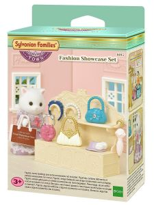 Fashion Showcase Set - Sylvanian Families