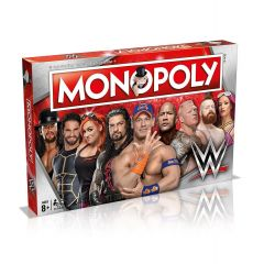 Monopoly WWE Edition - Winning Moves (2nd edition)