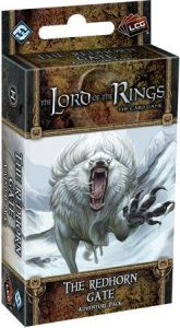 The Redhorn Gate Adventure Pack - LOTR LCG