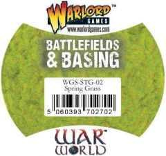 Spring Grass Large Tub - Battlefields & Basing - Warlord Games