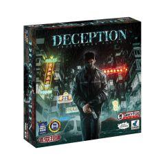 Undercover Allies - Deception - Murder In Hong Kong Expansion