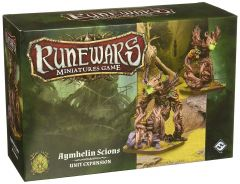 Aymhelin Scion Unit Expansion Runewars Miniatures Game Elf Ent Latari Figures