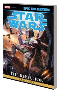 Star Wars: Legends - Rebellion Epic Collection Book 03 - TP